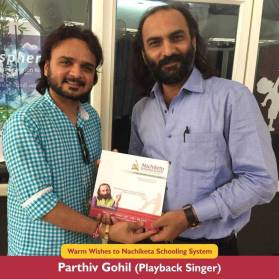Sairam With Parthiv Gohil (Playback Singer)